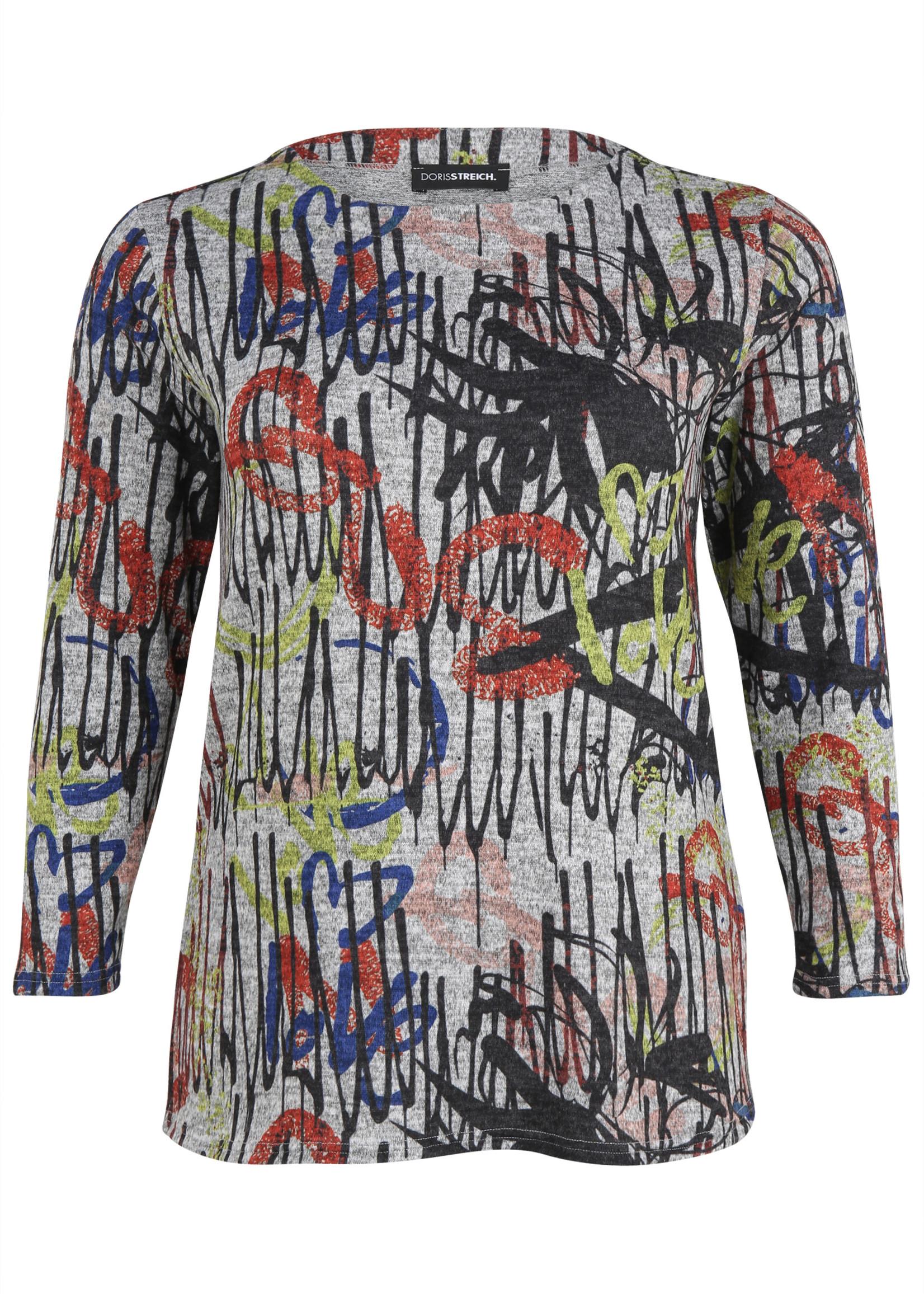 "Doris Streich Doris Streich  shirt ""graffiti"" (296128)"