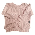 Fashion Kids NL Oversized sweater roze