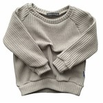 Fashion Kids NL Oversized sweater grijs