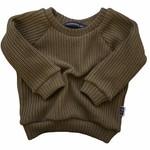 Fashion Kids  Knit sweater olijfgroen