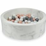 Moje. Moje. Ballenbad marble
