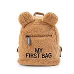 Childhome My first bag kinderrugzak teddy beige