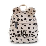 Childhome My first bag kinderrugzak leopard
