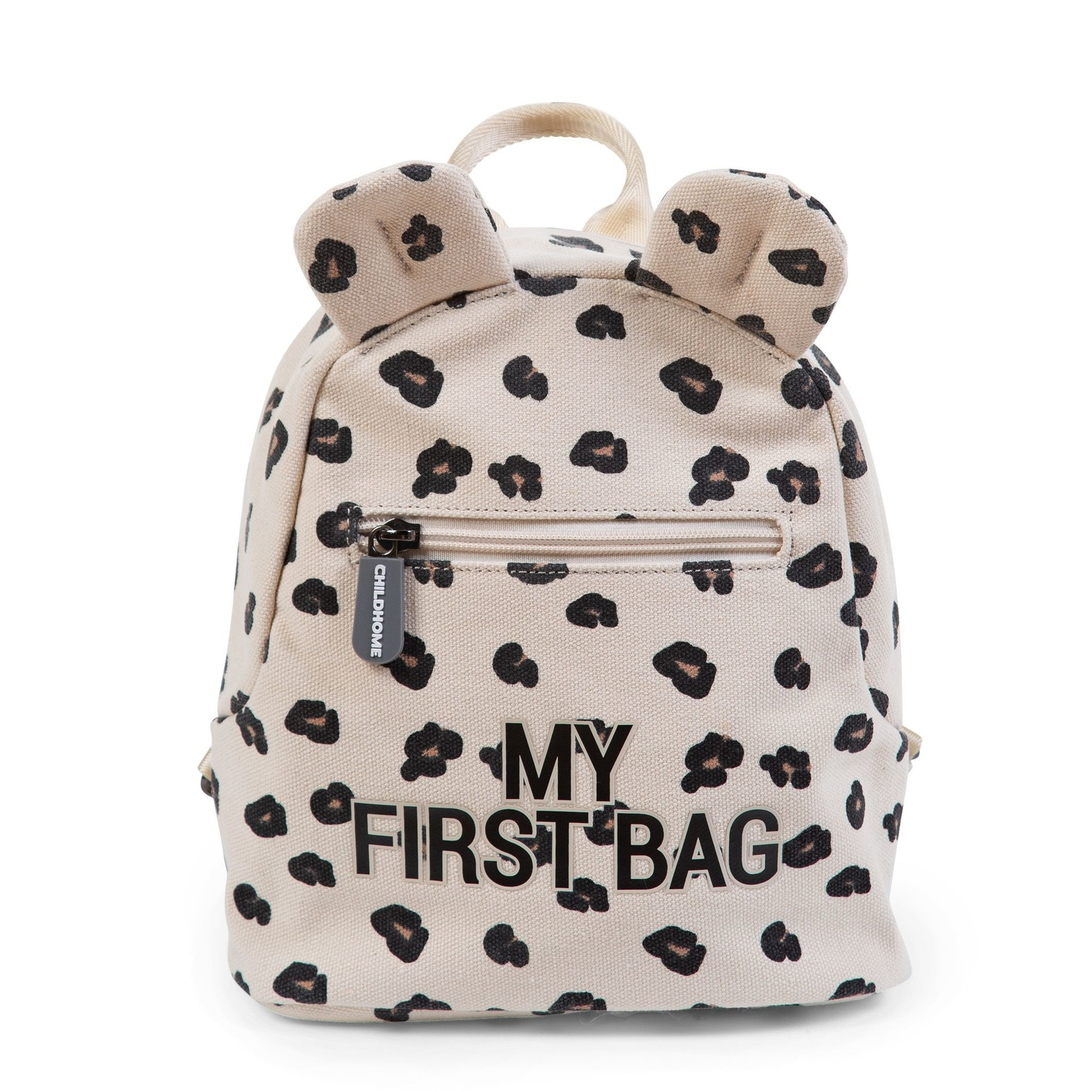 Childhome My first bag kinderrugzak leopard