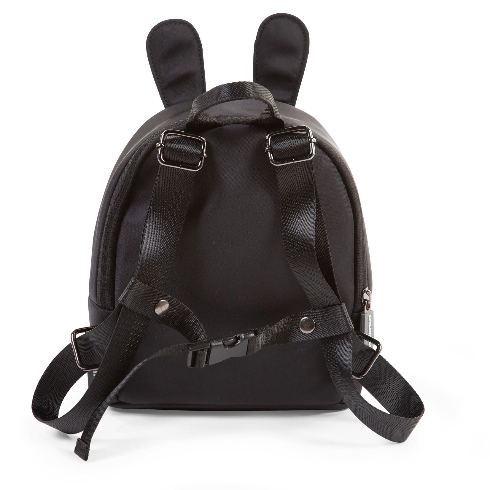 Childhome My first bag kinderrugzak zwart