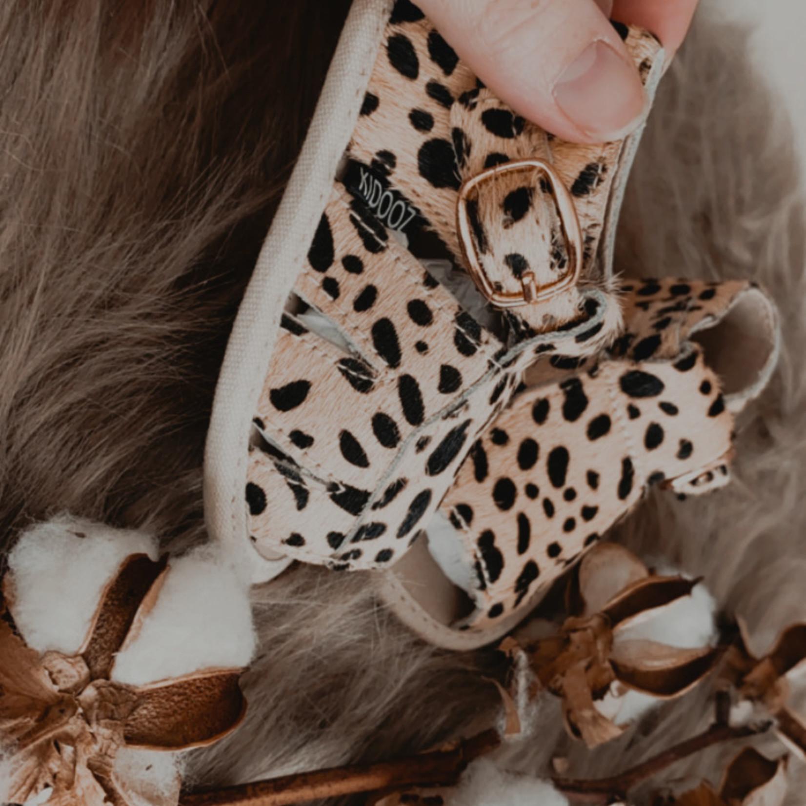 Kidooz Sandaaltjes Leopard beige