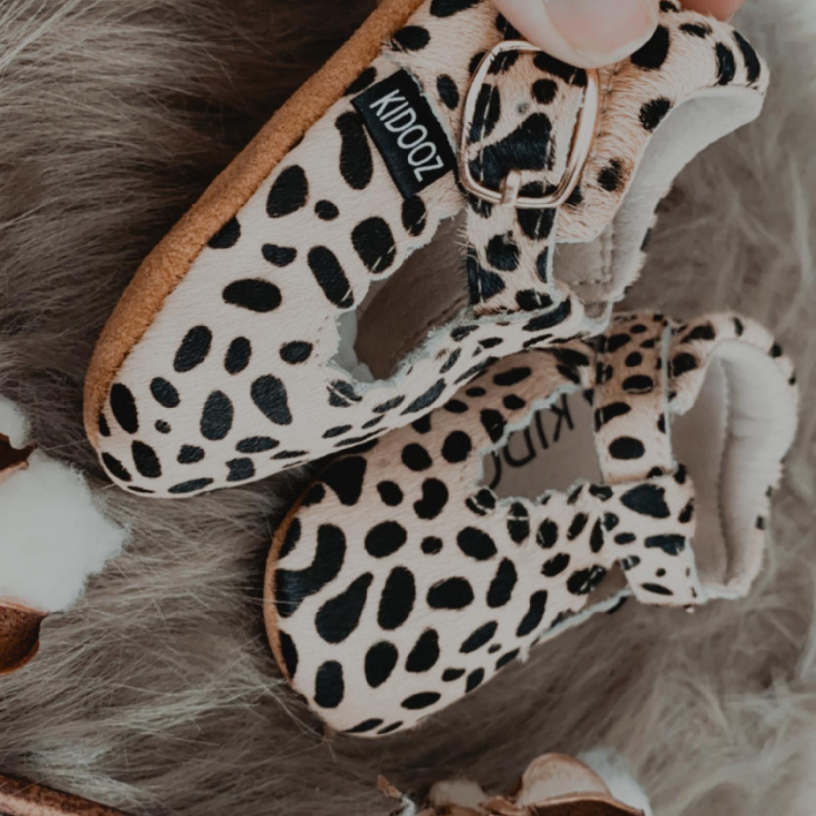 Kidooz Sandaaltjes vlekjes beige