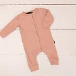 Fashion Kids  Nude roze boxpakje