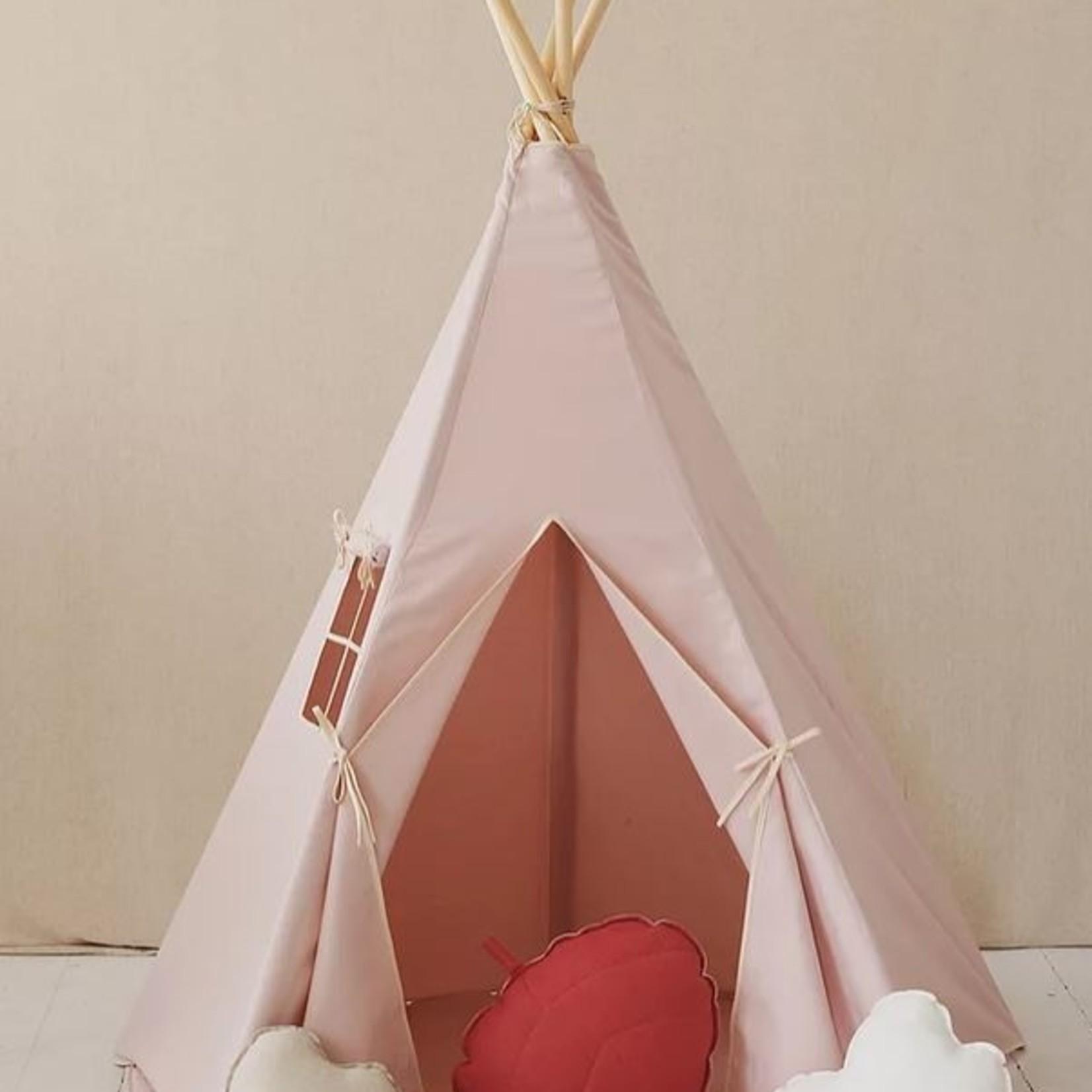 Moi Mili Classic Tipi tent PINK -Moi Mili