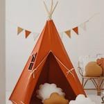 Moi Mili Classic Tipi tent RED FOX -Moi Mili