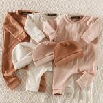 Fashion Kids  Boxpakje wafel roze