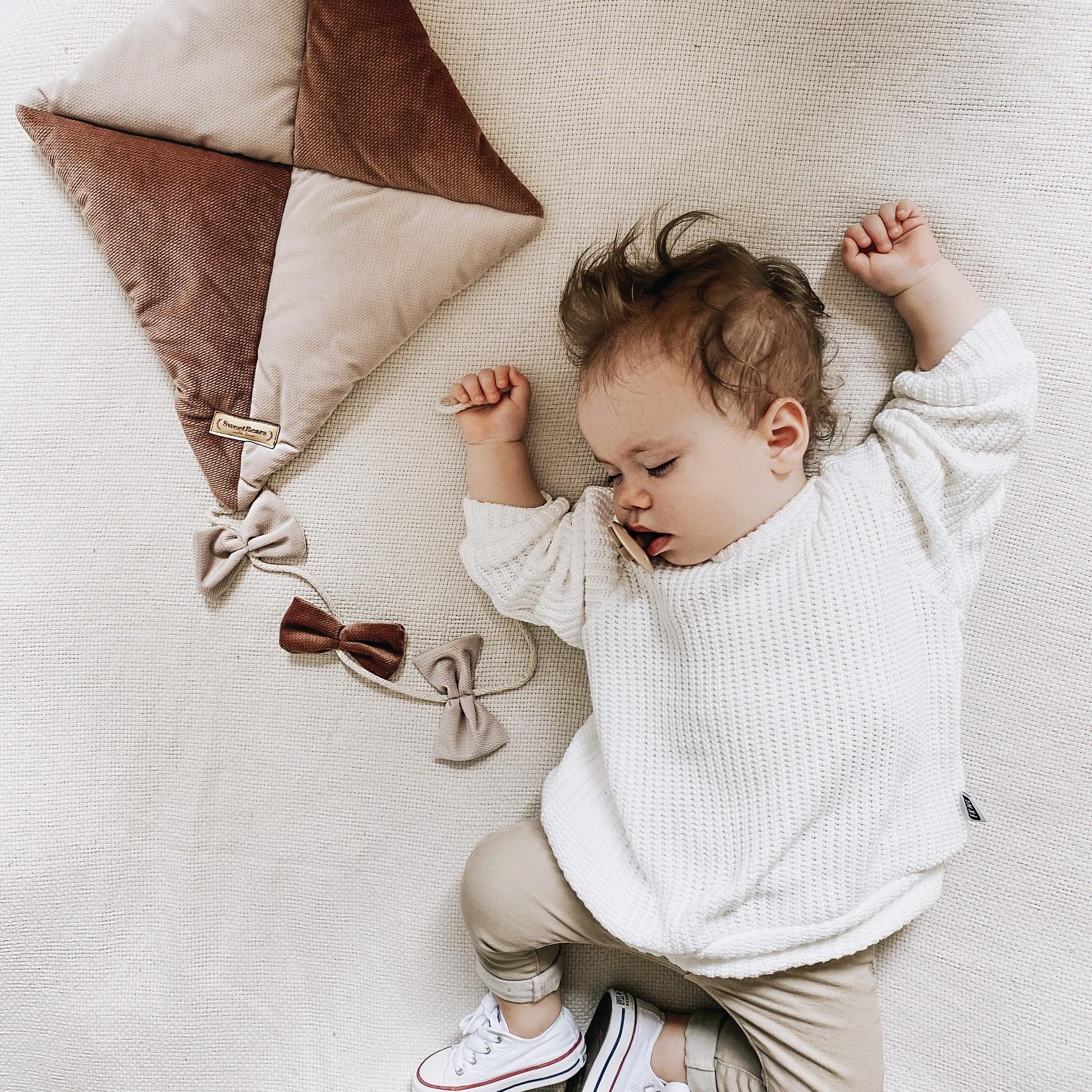 Fashion Kids  Knit sweater offwhite