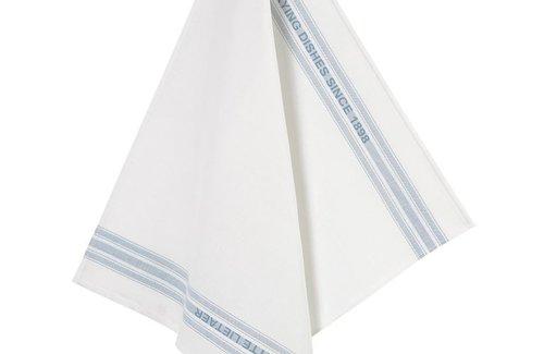De Witte Lietaer Theedoek Dish 65x70 Oxyde (65x70cm) Theedoek