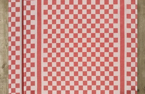 De Witte Lietaer Groom Red (65x70cm) Theedoek