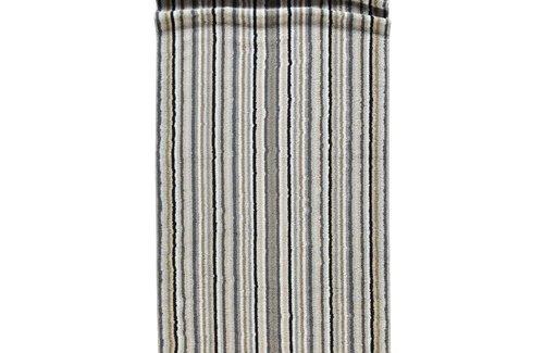 Cawö Life Style Stripe Multicolor Pebble (70x180cm) Saunalaken