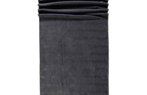 Cawö Noblesse Uni Antraciet (80x200cm) Saunalaken