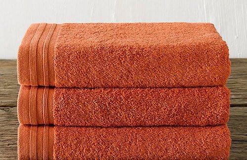 De Witte Lietaer Imagine Dusty Orange Handdoek