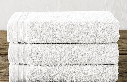 De Witte Lietaer Imagine Wit Handdoek