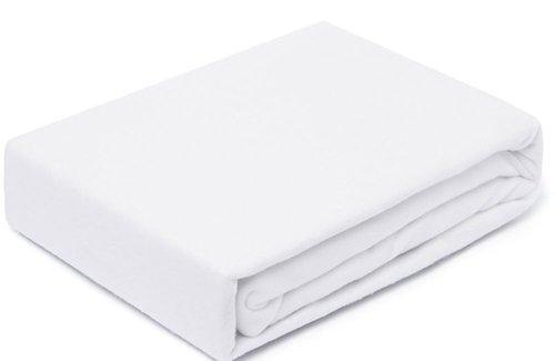 Vandyck Split Molton Topper White