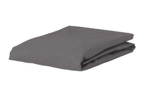 Essenza Premium Percale Steel Grey Hoeslaken