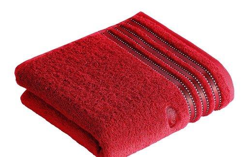 Vossen Cult de Luxe Purpur Handdoek