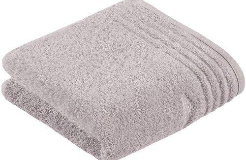 Vossen Vienna Style Supersoft Light Grey Handdoek