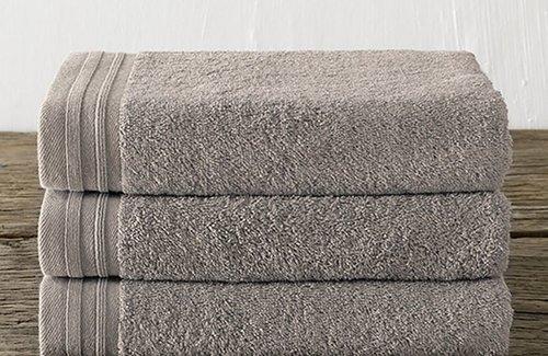 De Witte Lietaer Imagine Taupe Handdoek