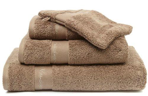 Vandyck Scala Premium Pebble Handdoek