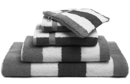Vandyck Vancouver Mole Grey Handdoek