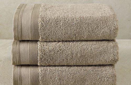 De Witte Lietaer Excellence Taupe Handdoek