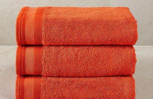 De Witte Lietaer Excellence Burnt Orange Handdoek