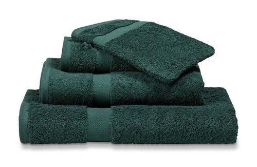 Vandyck Prestige Uni Dark Green Handdoek