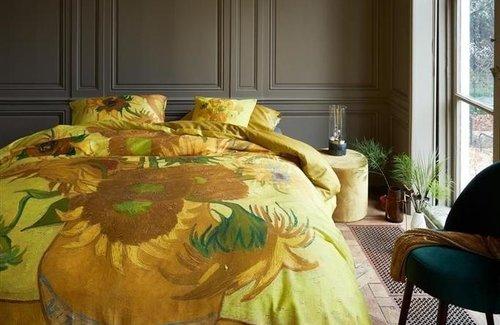 Beddinghouse van Gogh Tournesol Yellow Dekbedovertrek