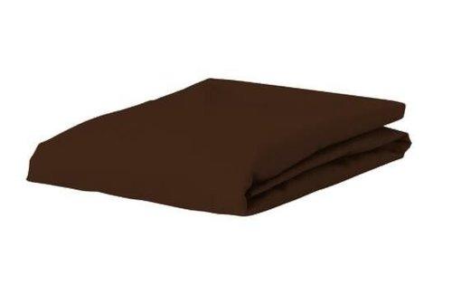 Essenza Premium Jersey Chocolate Hoeslaken