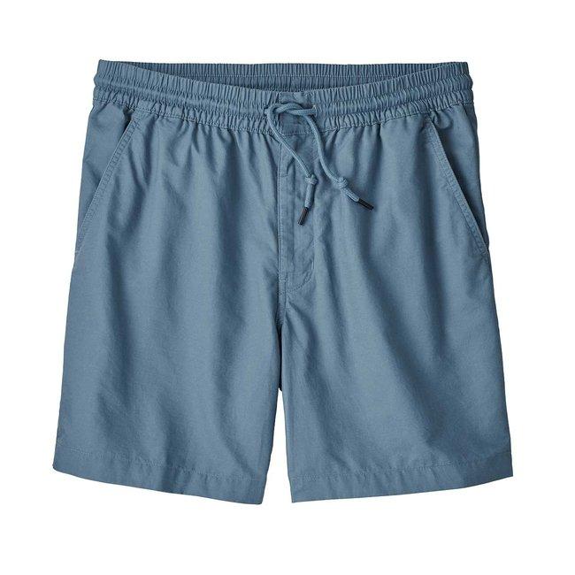 "M's All-Wear Hemp Volley Shorts - 7"" Pigeon Blue"