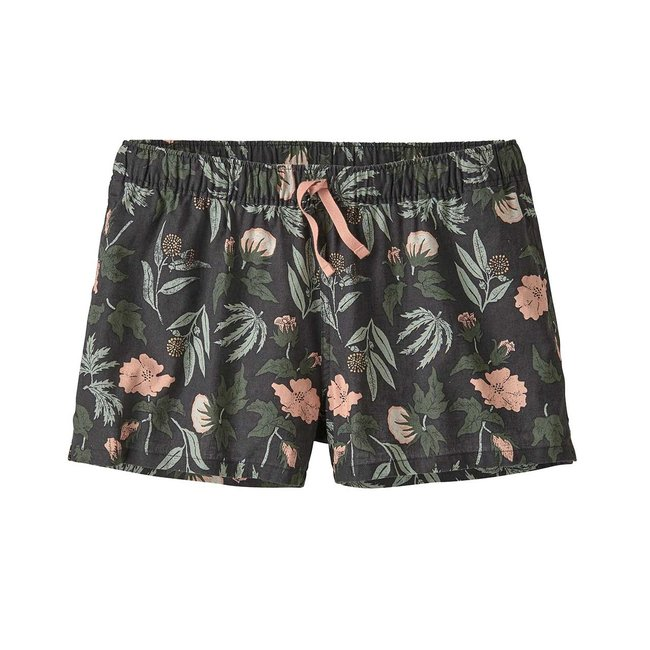 "W's Island Hemp Baggies™ Shorts - 3"" - Fiber Flora"