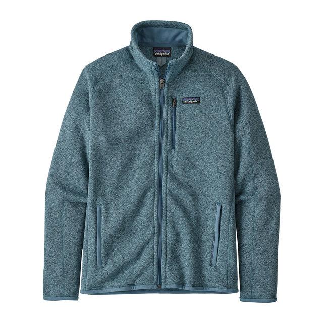 M's Better Sweater® Fleece Jacket - Pigeon Blue