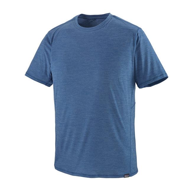 M's Capilene® Cool Lightweight Shirt- Light Superior Blue