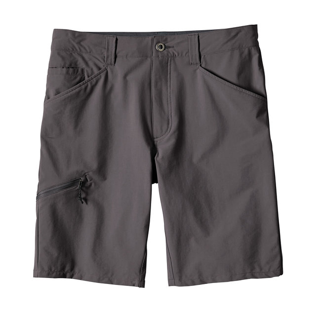 """M's Quandary Shorts - 10"""" - Forge Grey"""