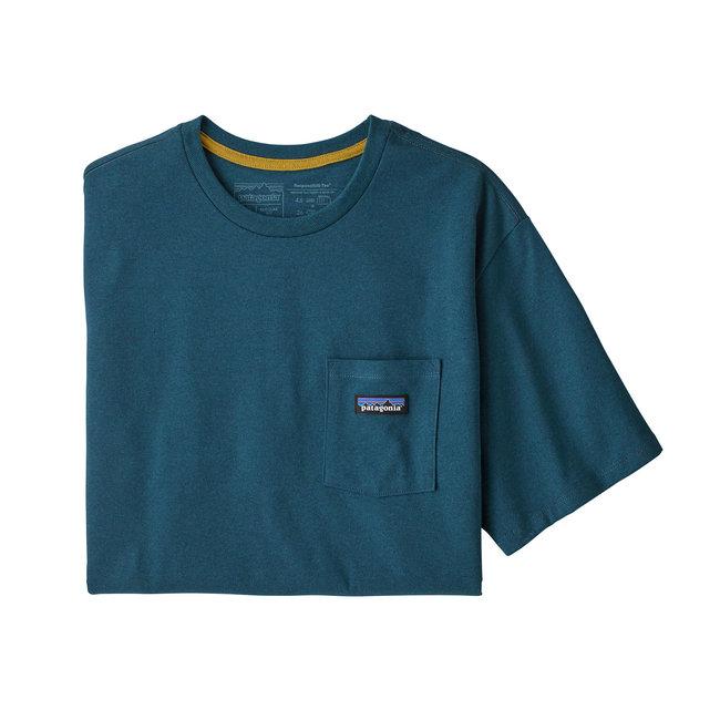 M's P-6 Label Pocket Responsabili-T - Abalone Blue