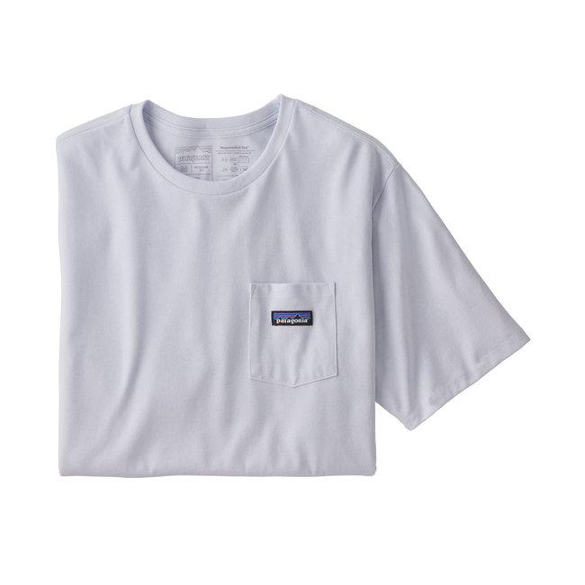 M's P-6 Label Pocket Responsabili-T - White
