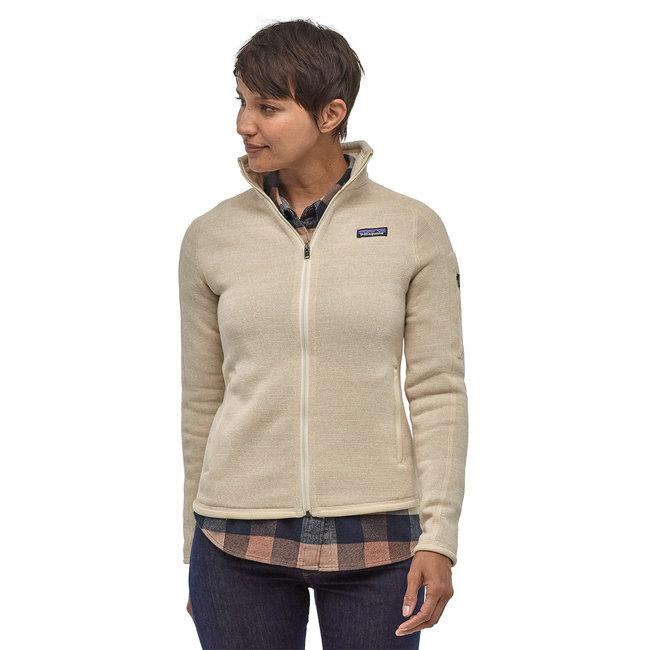 W's Better Sweater™ Fleece Jacket - Oyster White