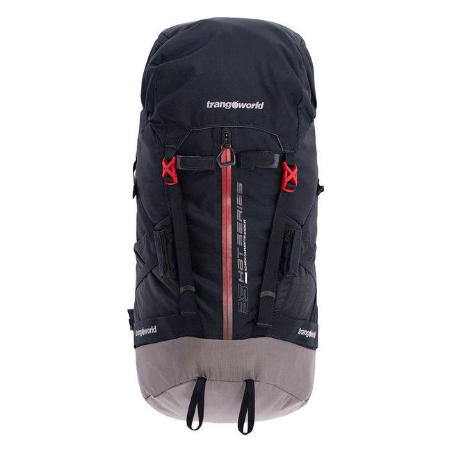 Backpack HBT 35L - Black/Red