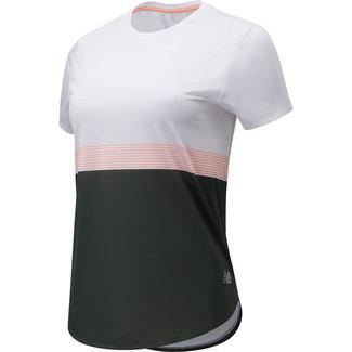 NEW BALANCE W Printed Accelerate Shirt