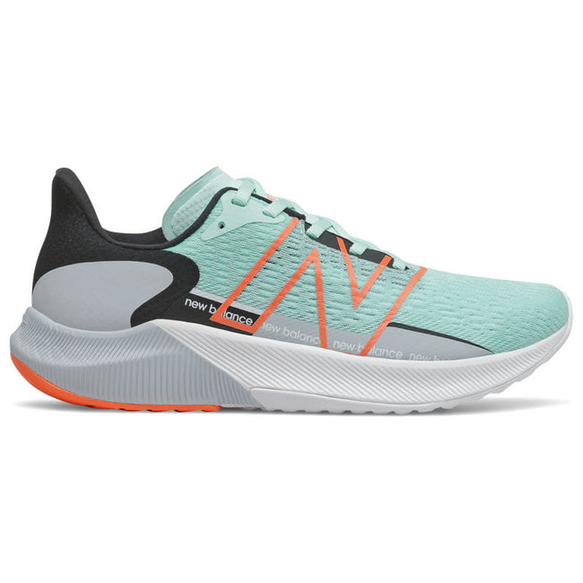 FuelCell Propel v2 W - White Mint with Black