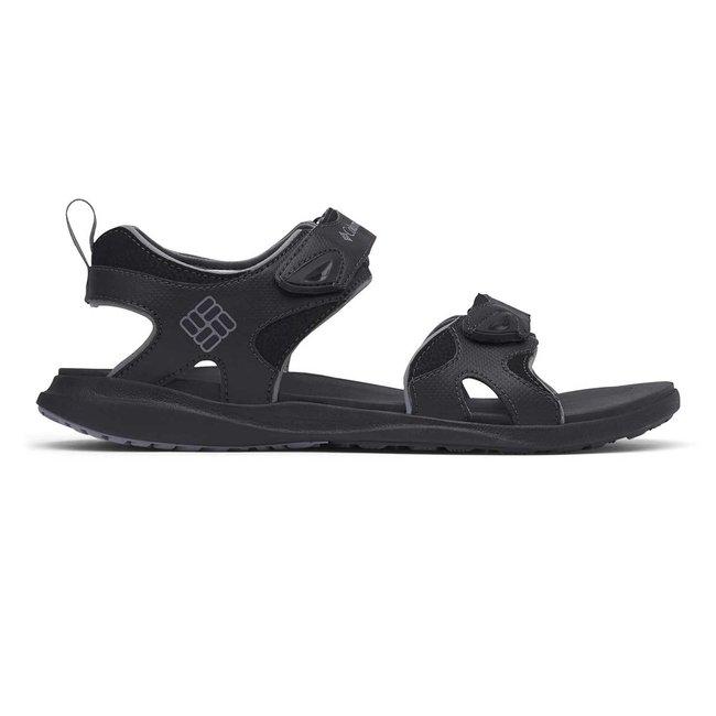 2 Strap Sandal - Black, Ti Grey Steel