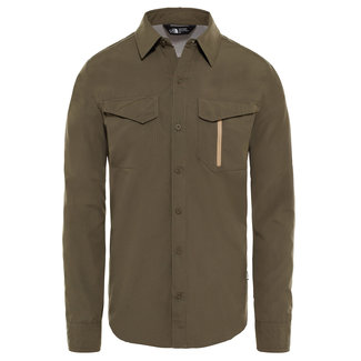 THE NORTH FACE L/S Sequoia Shirt