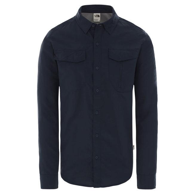 Sequoia L/S shirt - Urban Navy
