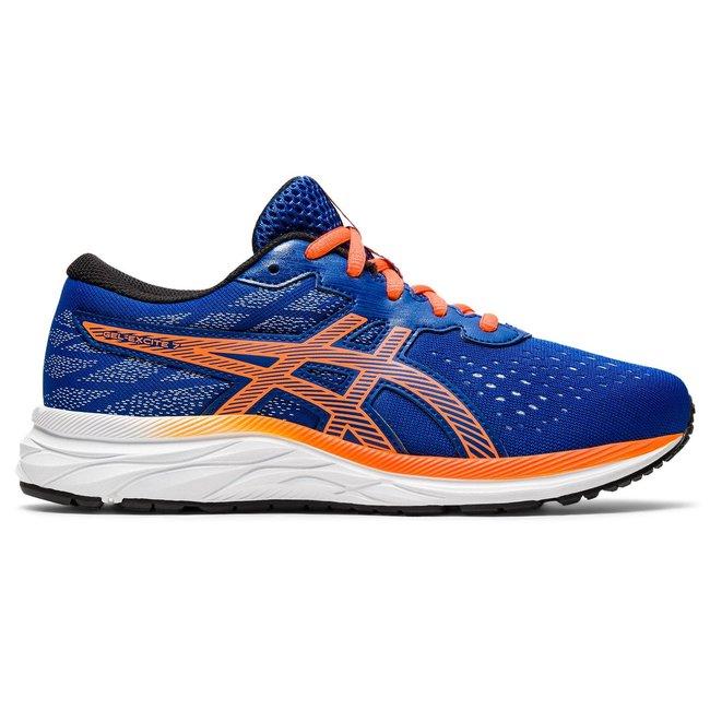 Gel-Excite 7 GS - Asics blue/Shoking Orange