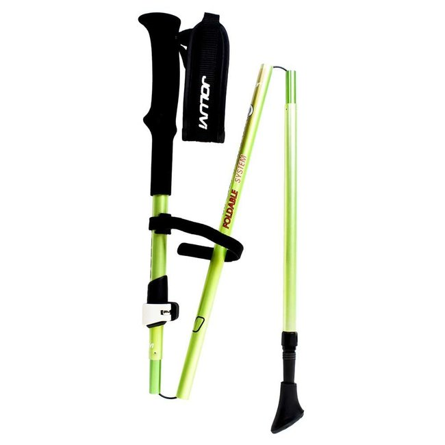 Trail Running Poles - Green